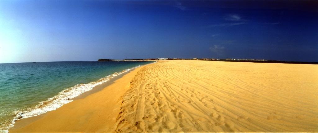 Las playas de Taiwan