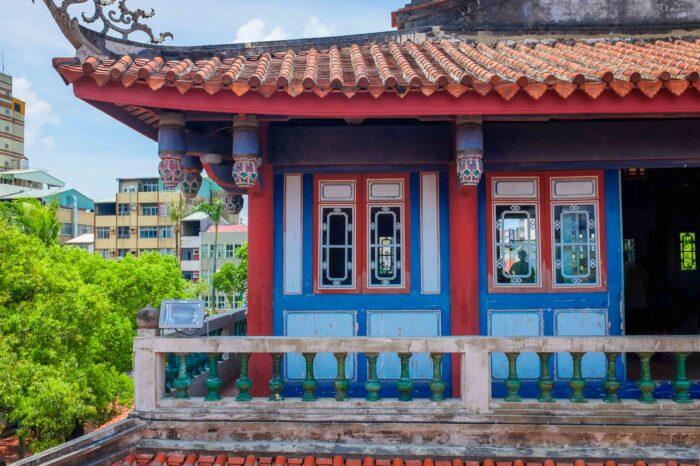 Un día en Tainan, la antigua capital